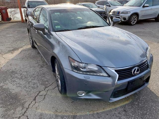 JTHCE1BL3D5008869 - 2013 Lexus Gs 350 3.5L Left View
