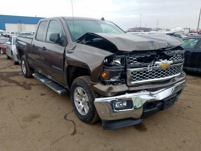 2014 Chevrolet SILVERADO | Vin: 1GCVKREC0EZ184396