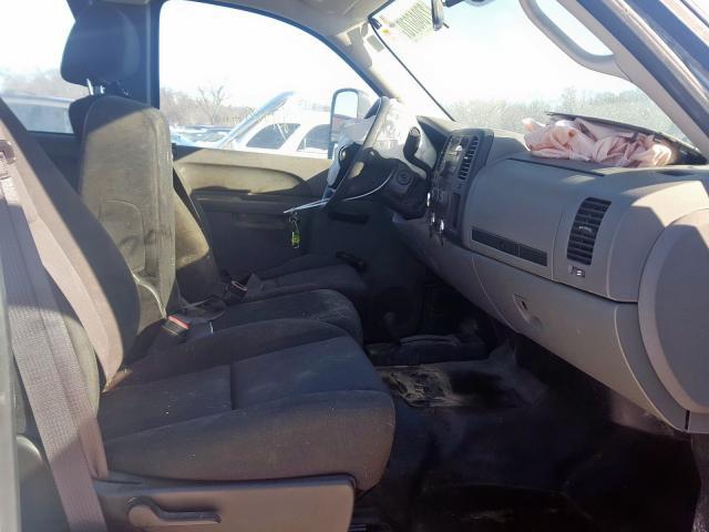 2013 Chevrolet SILVERADO | Vin: 1GC2KVCG1DZ259980