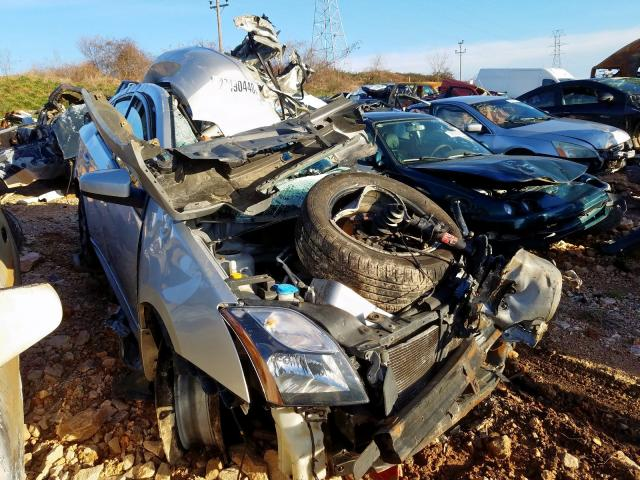 Salvage cars for sale from Copart China Grove, NC: 2012 Nissan Sentra 2.0