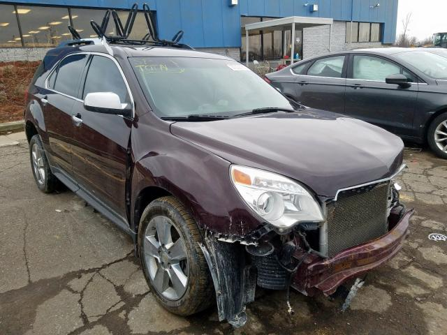 2011 CHEVROLET EQUINOX LT - Other View Lot 27222180.