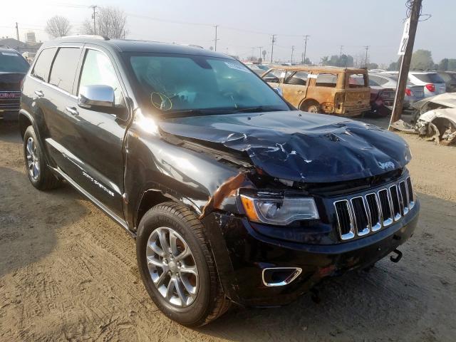 2014 Jeep Grand Cher 3.0L