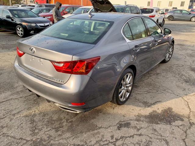JTHCE1BL3D5008869 - 2013 Lexus Gs 350 3.5L rear view
