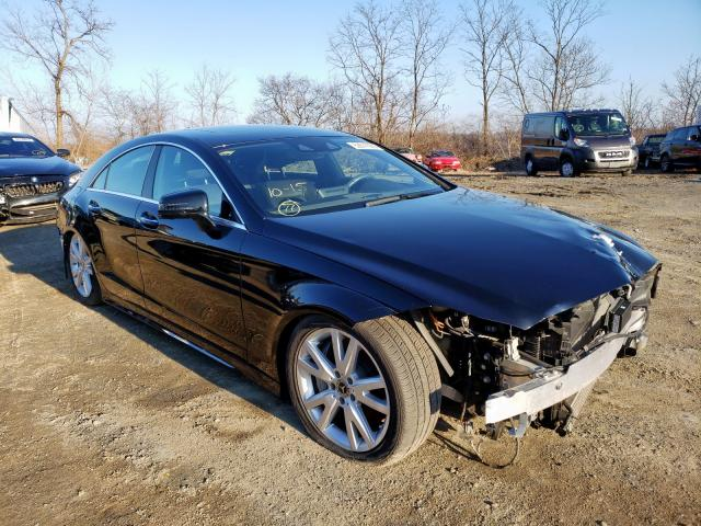 Salvage 2017 Mercedes-Benz CLS 550 4M for sale