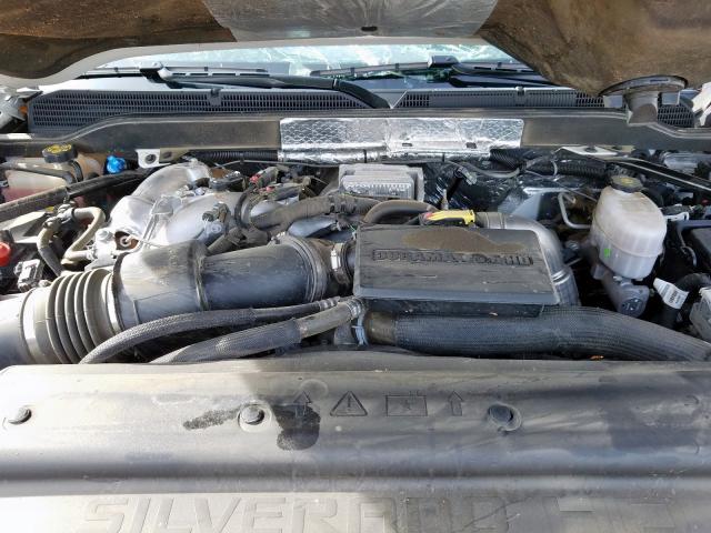 2019 Chevrolet SILVERADO   Vin: 1GB1KREY7KF164304