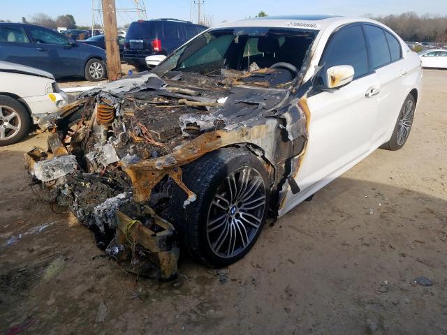 BMW 5 SERIES 2018 1