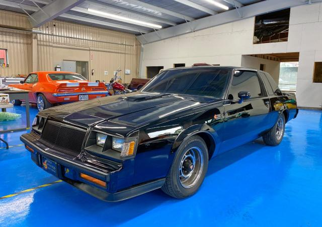1985 BUICK REGAL T-TY
