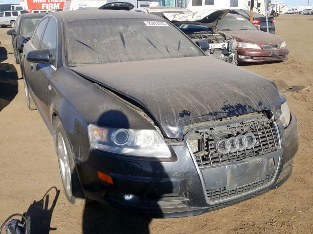 Salvage cars for sale from Copart Brighton, CO: 2008 Audi A6 3.2 Quattro