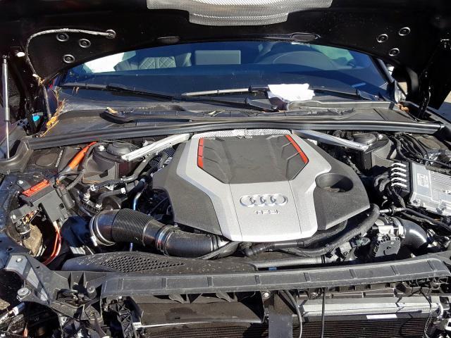 2019 Audi S5 | Vin: WAUB4CF59KA079356