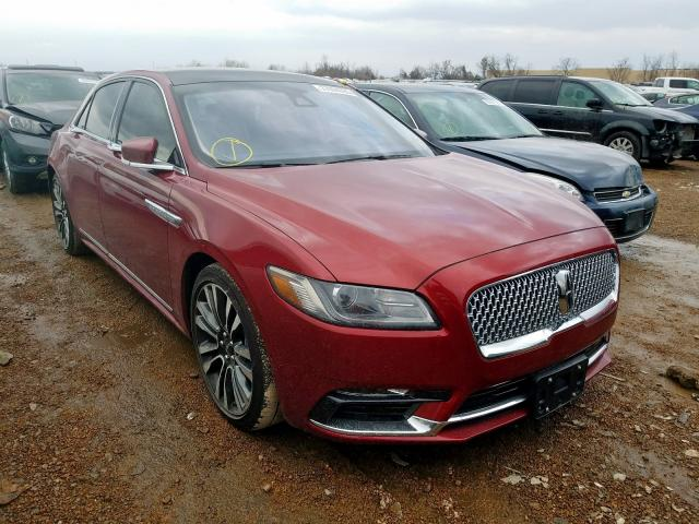 2017 Lincoln Continental for sale in Bridgeton, MO