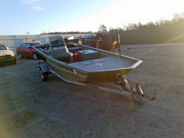 Seacat salvage cars for sale: 2014 Seacat Boat