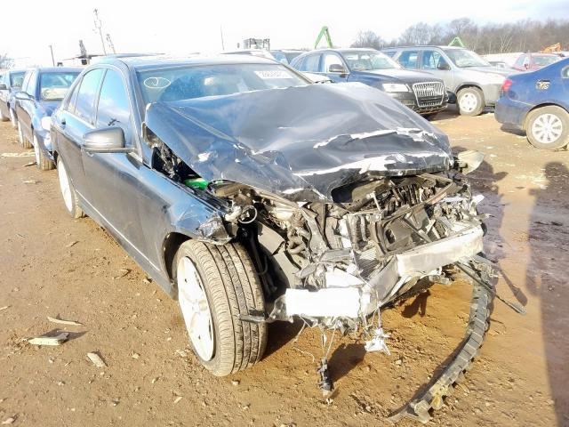 Salvage 2014 MERCEDES-BENZ C CLASS - Small image. Lot 26678430