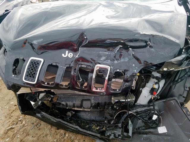 2019 Jeep CHEROKEE   Vin: 1C4PJMDX8KD401351