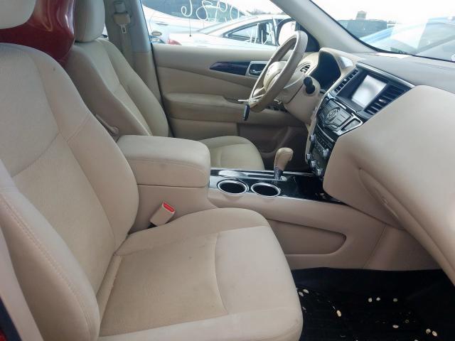 2014 Nissan PATHFINDER | Vin: 5N1AR2MN2EC654768