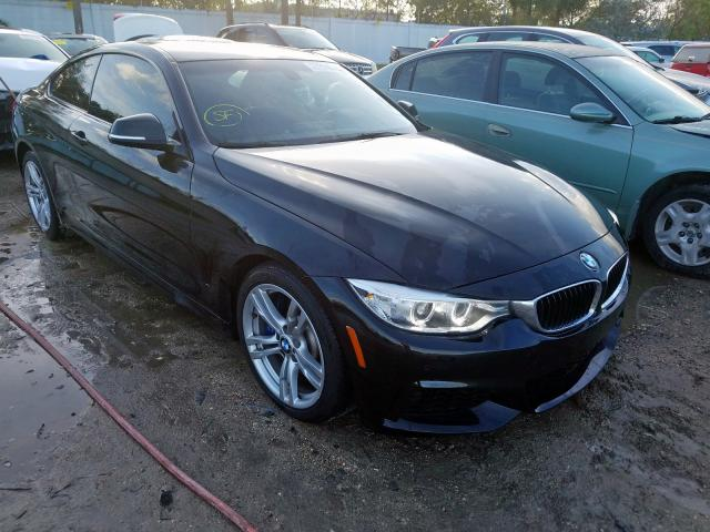 Salvage 2014 BMW 435 I - Small image. Lot 27211010