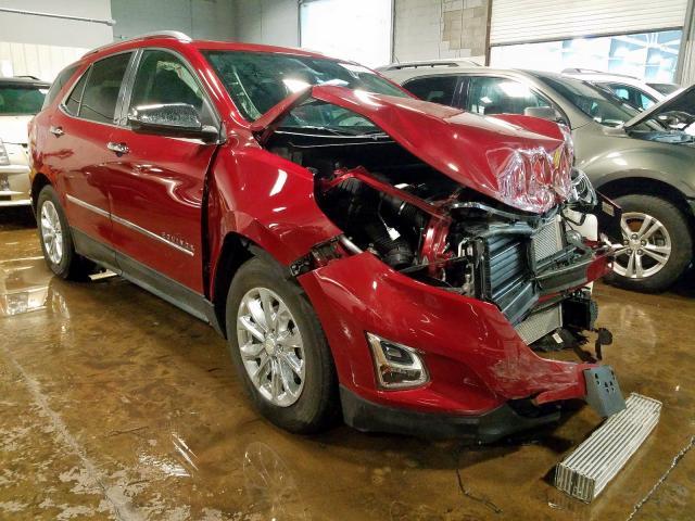 2018 Chevrolet EQUINOX | Vin: 2GNAXJEV9J6277756
