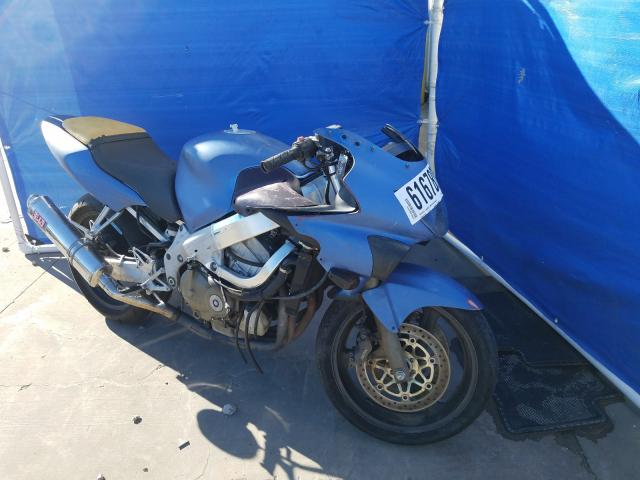 Honda CBR600 F4 salvage cars for sale: 1999 Honda CBR600 F4