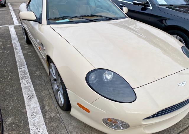 2003 Aston Martin Db7 Vantag 6.0L
