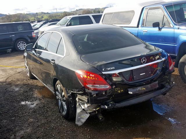 2016 Mercedes-Benz C | Vin: 55SWF4JB2GU166904
