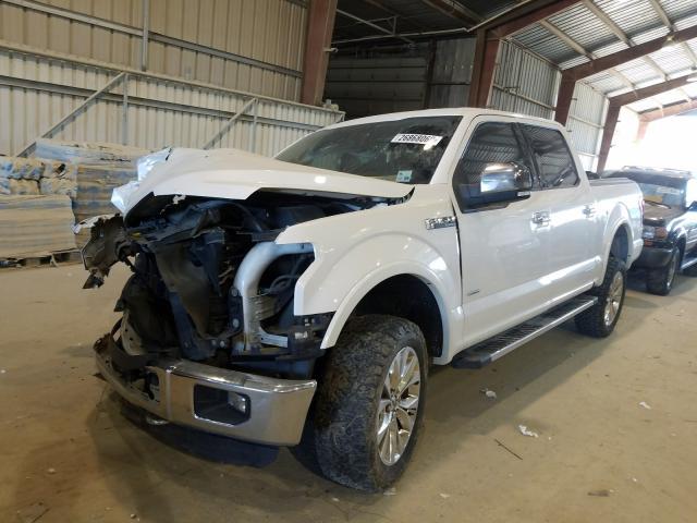 2015 Ford F150 | Vin: 1FTEW1EG7FKD93542