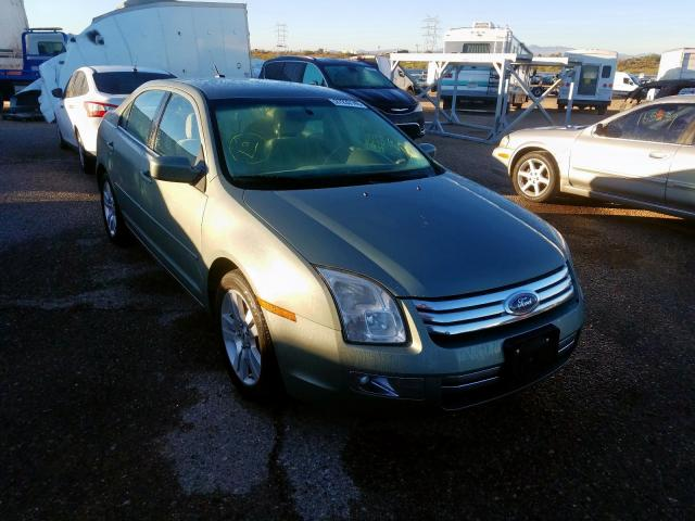 Ford salvage cars for sale: 2008 Ford Fusion SEL