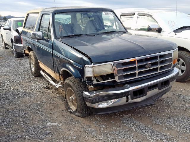 1995 FORD  BRONCO U10