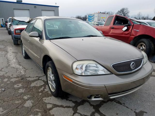 Mercury salvage cars for sale: 2005 Mercury Sable LS P