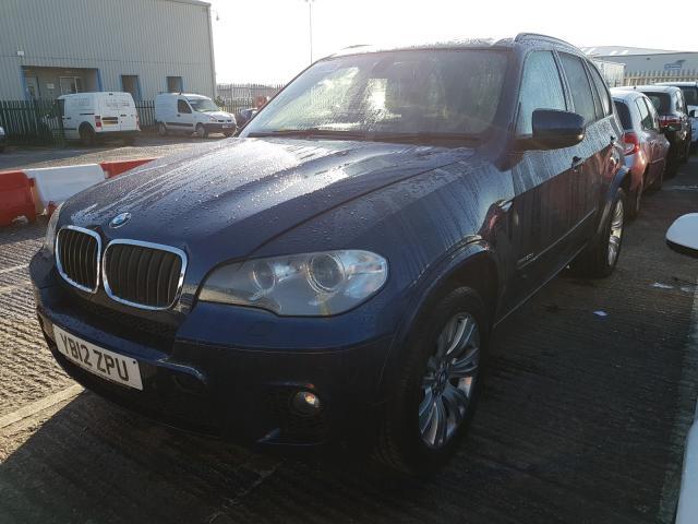 BMW X5 XDRIVE3 - 2012 rok