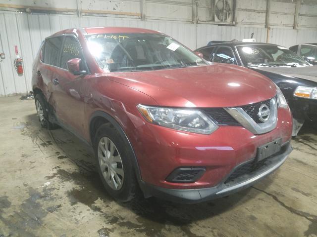 2016 Nissan    Vin: 5N1AT2MT8GC815675