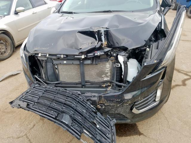 2017 Cadillac XT5 | Vin: 1GYKNBRS9HZ324382