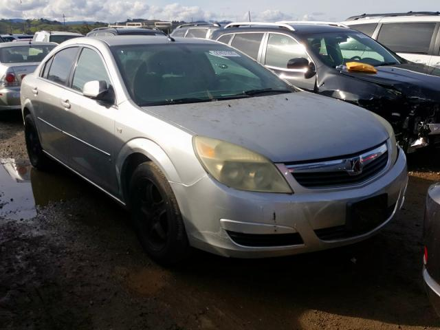 Salvage 2007 Saturn AURA XE for sale