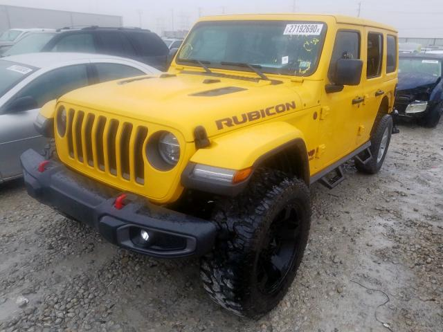 2019 Jeep  | Vin: 1C4HJXFG1KW659010