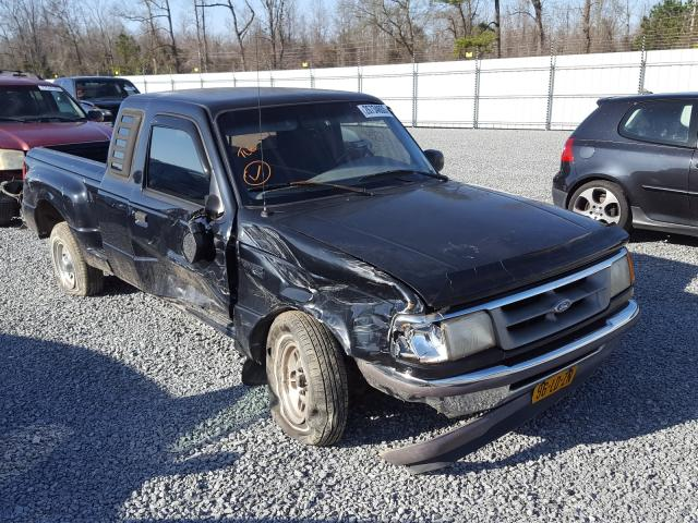 Salvage cars for sale from Copart Lumberton, NC: 1997 Ford Ranger SUP