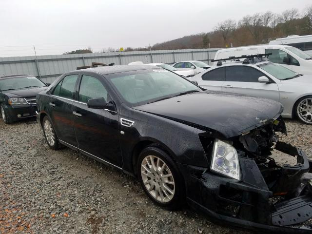 Cadillac salvage cars for sale: 2010 Cadillac STS