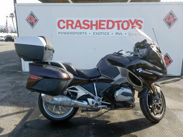 Salvage 2016 BMW R1200 RT for sale