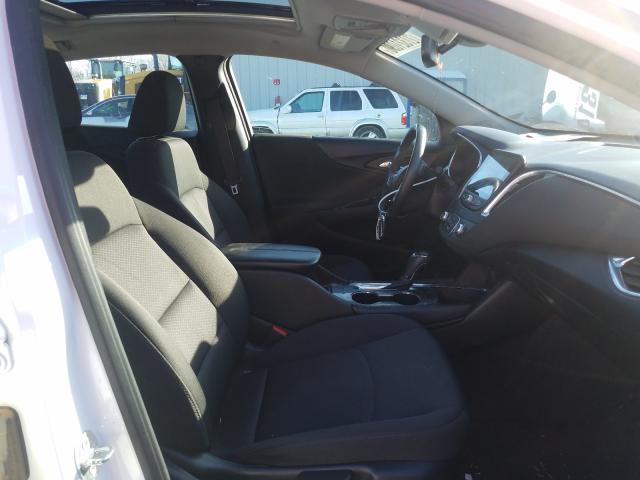 Купить Chevrolet Malibu 2018 г. из США с доставкой и растаможкой под ключ.
