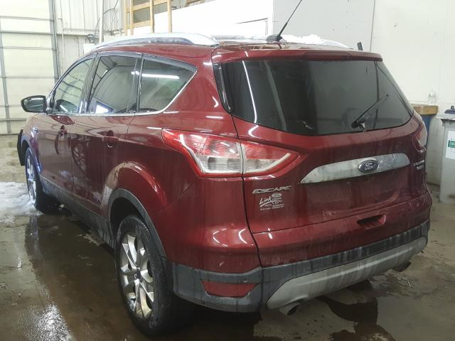 2014 Ford ESCAPE | Vin: 1FMCU9J92EUB08764