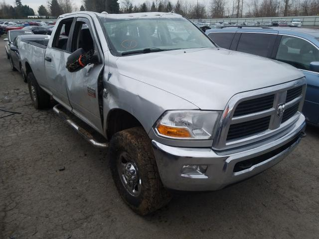 Salvage cars for sale from Copart Portland, OR: 2012 Dodge RAM 3500 S