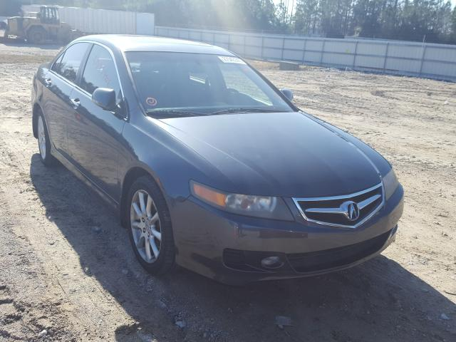 Acura salvage cars for sale: 2008 Acura TSX
