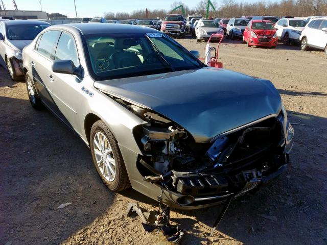 Salvage 2010 BUICK LUCERNE - Small image. Lot 27251140