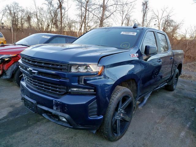 2019 Chevrolet  | Vin: 1GCUYEED8KZ261863
