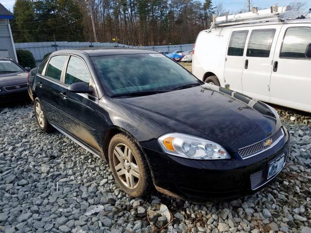 2013 Chevrolet Impala LT en venta en Mebane, NC
