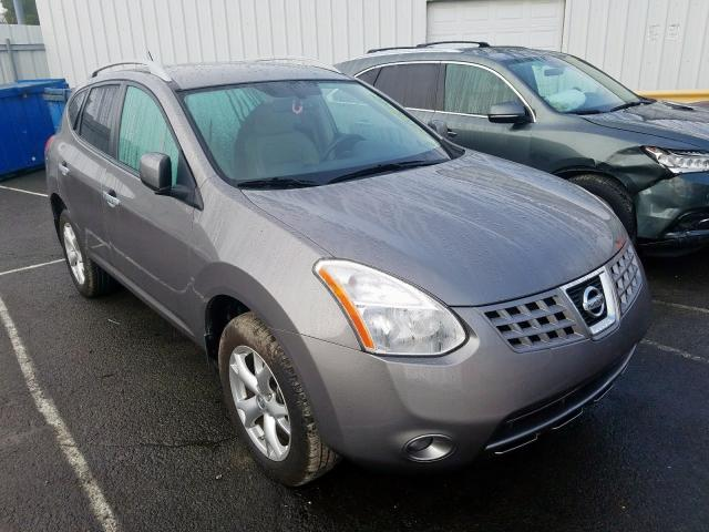 Nissan Rogue S salvage cars for sale: 2010 Nissan Rogue S