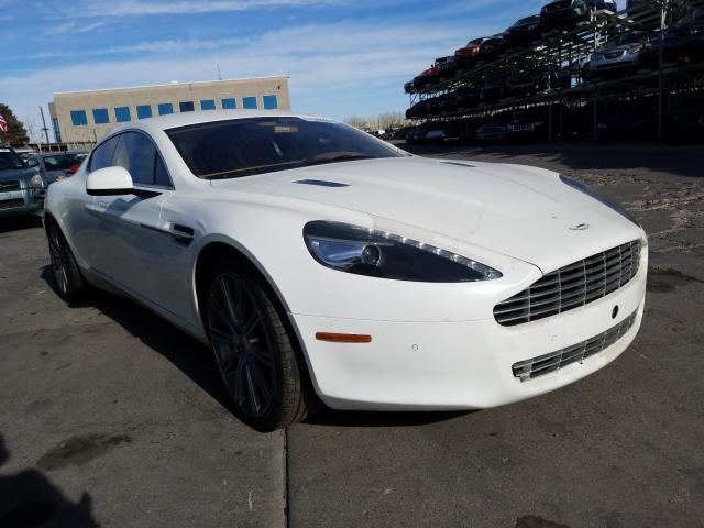 Aston Martin Rapide salvage cars for sale: 2011 Aston Martin Rapide