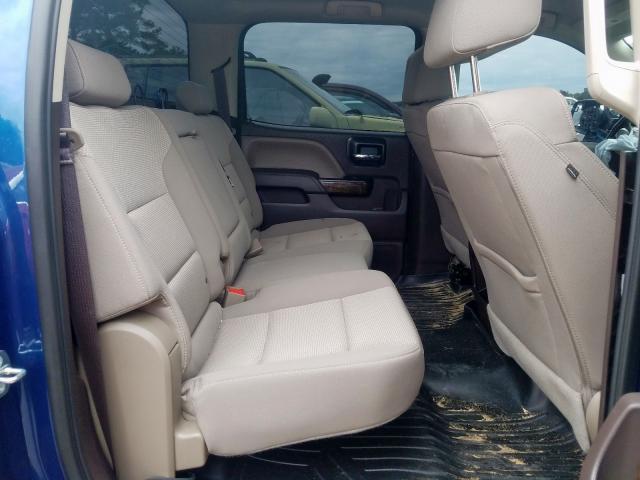 2017 Chevrolet SILVERADO | Vin: 3GCUKREH0HG408116
