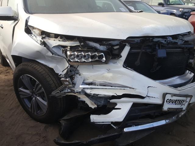 2019 Acura MDX | Vin: 5J8YD4H34KL027461
