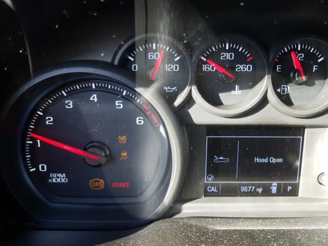 2019 Chevrolet  | Vin: 3GCPWBEHXKG205749