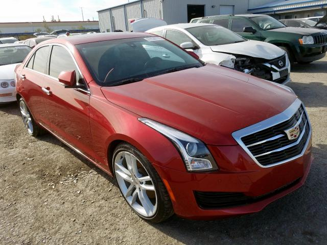 2015 Cadillac Ats Luxury 2.0L