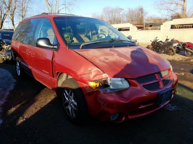 Dodge salvage cars for sale: 2000 Dodge Grand Caravan