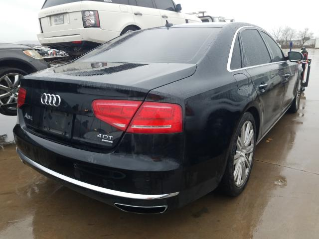2013 Audi A8 | Vin: WAUR2AFD7DN028174